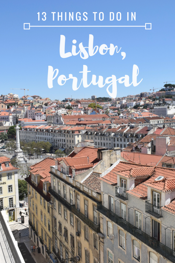 The Palateport's Guide to Lisbon