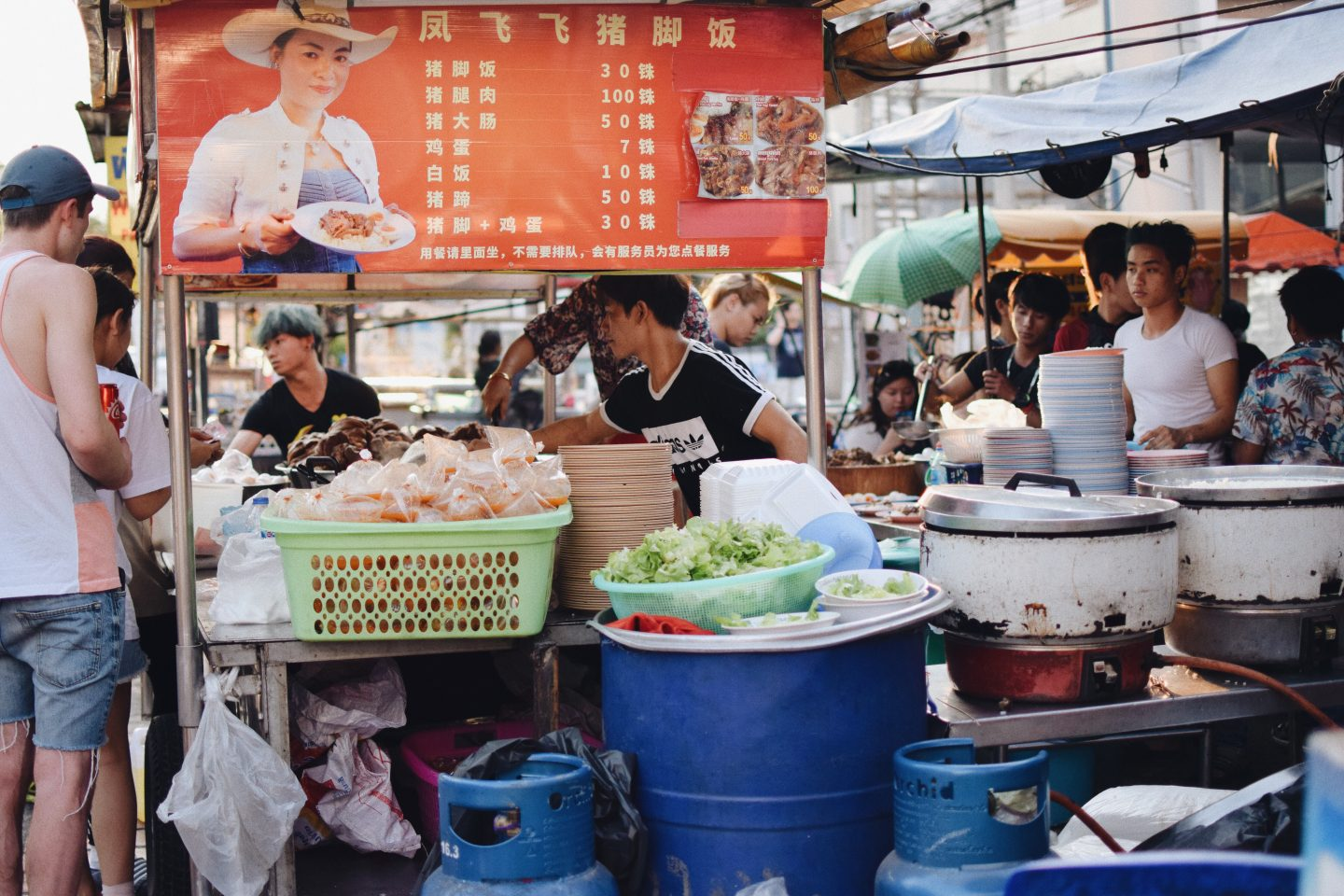 7 Must-Try Street Food Dishes In Thailand