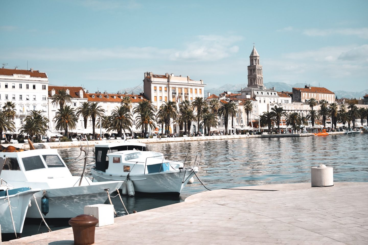 A Tale of Two Cities: Zadar & Split (What to See, Do & Eat)